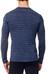 Icebreaker Oasis - Sous-vêtement en laine mérinos Homme - bleu